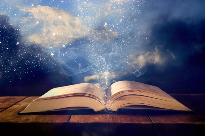 Dream, Magic, Gratitude